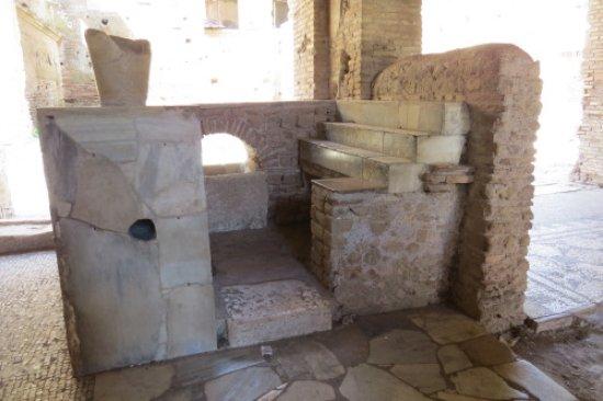 Ostia Antica,Thermolium (Restaurant...)