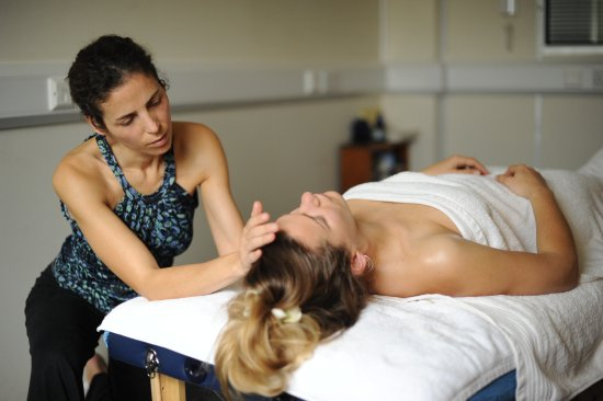 Shaftesbury, UK: therapeutic massage