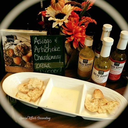 Brighton, Kanada: We do Gourmet Tastings at the shoppe every Saturday from 12 to 4PM