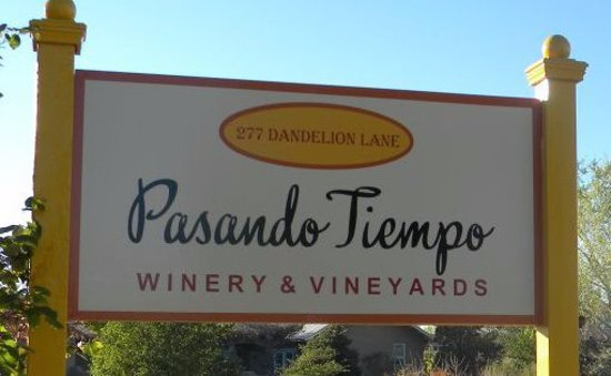 Pasando Tiempo Winery and Vineyards, Corrales NM