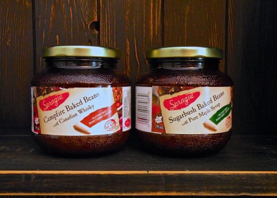 Brighton, Kanada: We carry a variety of beans and soups from Sprague Foods. Made locally in Belleville, ON since 1