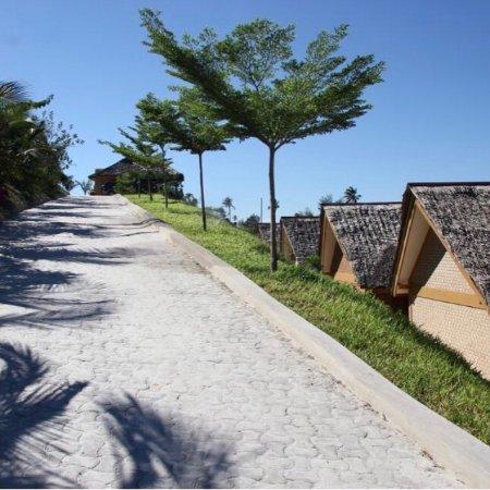 Bagamoyo, Tanzania: AM hill runs #Lifestyle