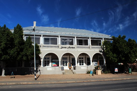 The Gallery Café - Seven Arches, Church Street, Prince Albert, South Africa