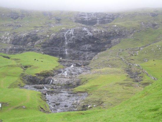 Streymoy, Faroe Islands: Saksun