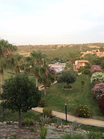 Casares Del Sol: Вид из окна и внутренне убранство (block 25, portal 82, apt.B1