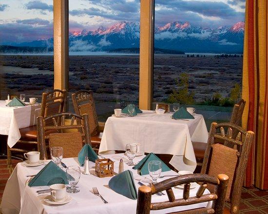 Jackson Lake Lodge in Moran, WY - Hotels & Motels: Yellow