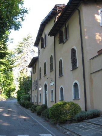 Pietralunga, อิตาลี: Hotel Entrance