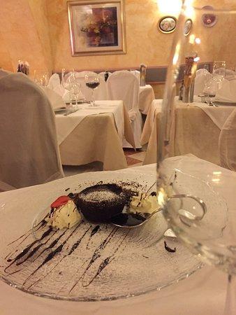 Al Vaticano : Dolce cioccolato