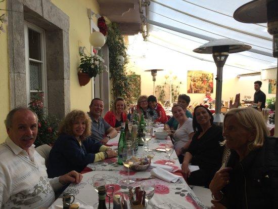 Al Vaticano : Il pranzo della Domenica