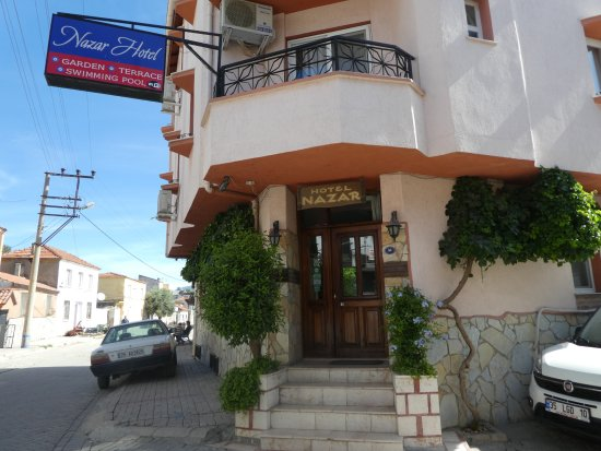 Hotel Nazar: exterieur