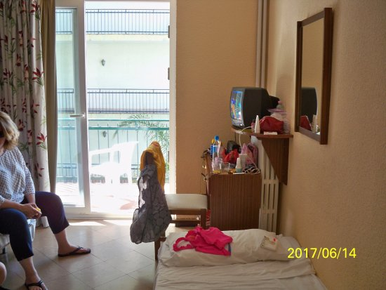 Terramar Hotel : Szoba