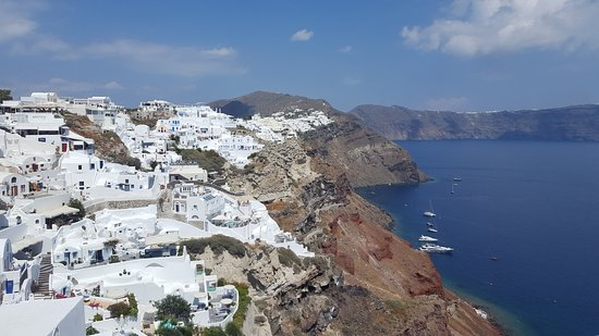 Karterádhos, Grecia: Oia
