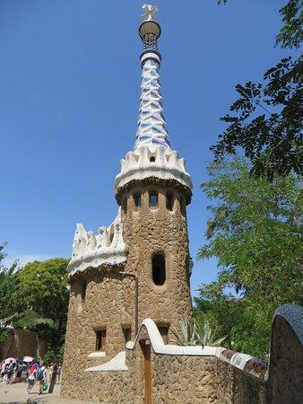 park guell capolavoro del modernismo e delluestro artistico di gaud