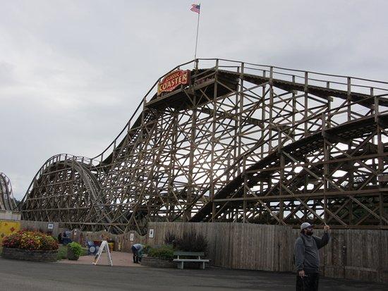 Puyallup, WA: Classic Coaster
