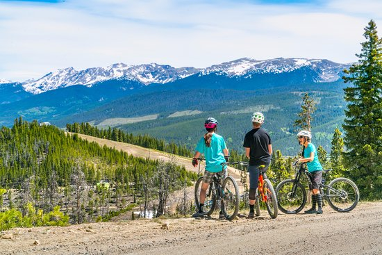 Winter Park, CO: This tour is built for all skill and activity levels.