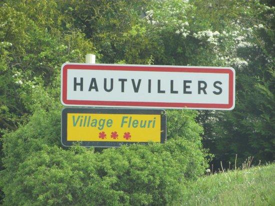 Hautvillers, France: très beau village