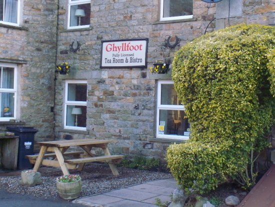 Gunnerside, UK: Ghyllfoot cafe