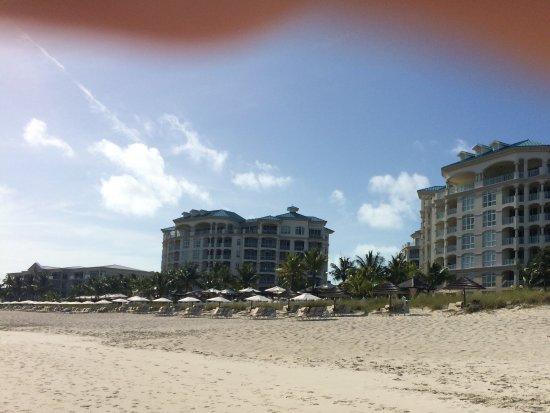 Seven Stars Resort & Spa: Beach view