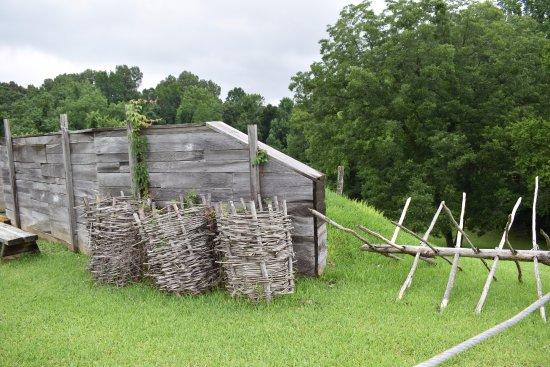Vicksburg National Military Park: at Visitors' center
