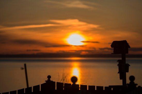 Conception Bay South, แคนาดา: Beautiful sunset .