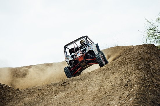 Midlothian, TX: UTV Thrill Ride