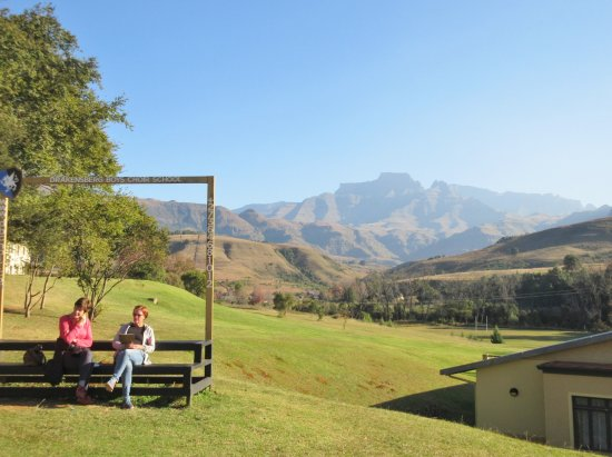 Bergville, South Africa: Drakensberg Boys Choir School