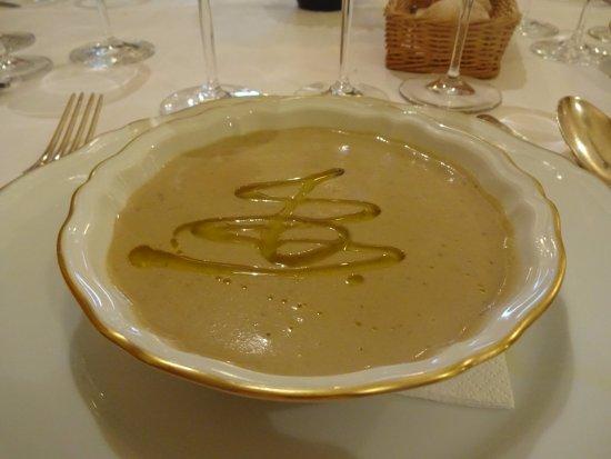 Cibrèo Ristorante: Porcini soup