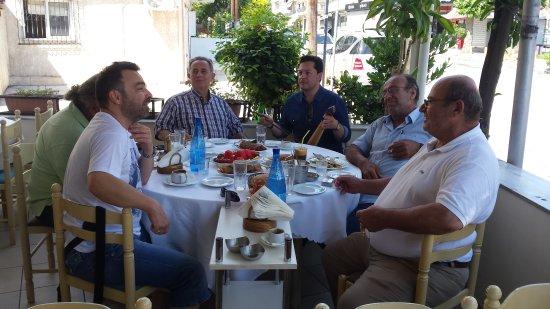 Stavroupoli, اليونان: Ματθαίος Τσαχουρίδης-Αλέξης Παρχαρίδης