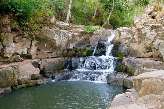 Matagalpa, นิการากัว: Waterfall in Miraflor Natural Reserve