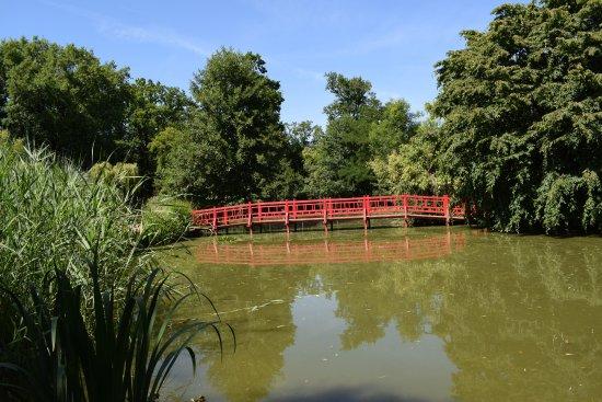 Saint-Cyr-en-Talmondais, Fransa: Parc Floral de la Court d'Aron