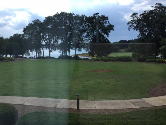 Clemson, SC: View of the lake from our room