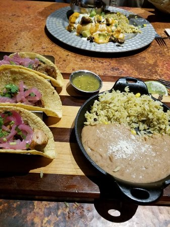 Silverdale, Ουάσιγκτον: Pork Carnitas street tacos