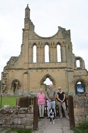 Coxwold, UK: Byland Abbey