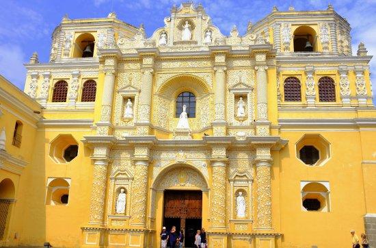 Iglesia La Merced, Antigua, Guatemala
