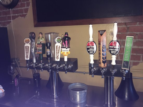 Hardin, MT: Beers on Tap
