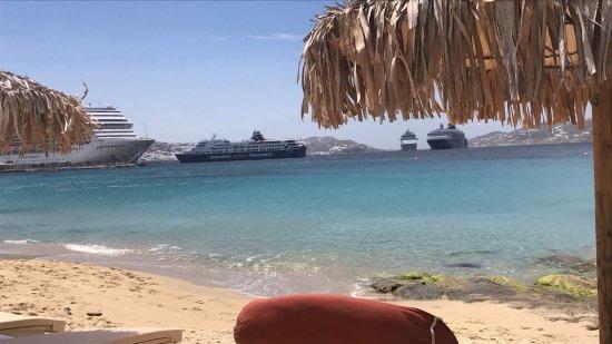 Agios Stefanos Beach รูปภาพ