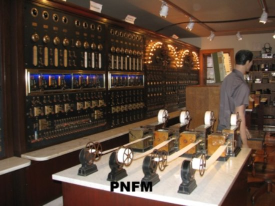 Pennsylvania National Fire Museum: Gamewell Room