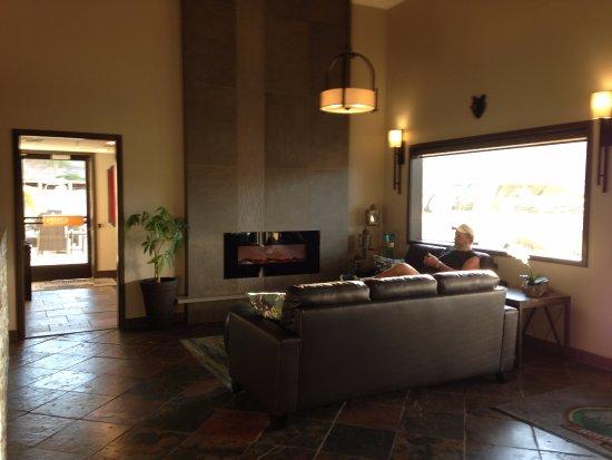 Oakhurst, Καλιφόρνια: Lobby