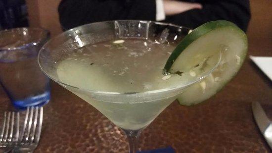 Bel Air, MD: Cucumber Martini