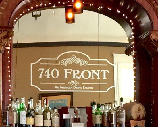 740 Front Restaurant