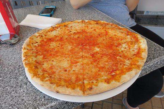 Palazzolo dello Stella, Ιταλία: Pizza