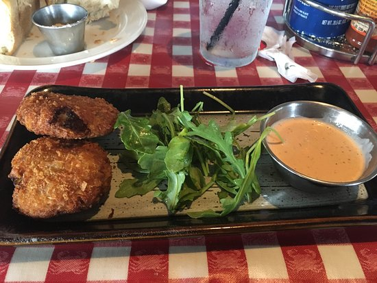 King's Fish House : Kings for lunch