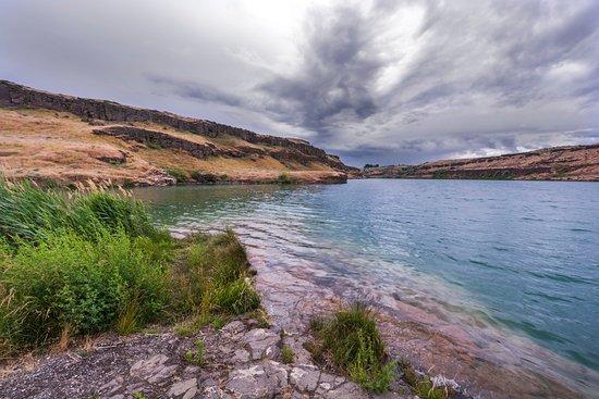 Bilde fra Moses Lake