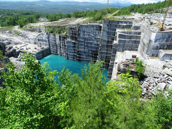 Barre, Βερμόντ: quarry tour