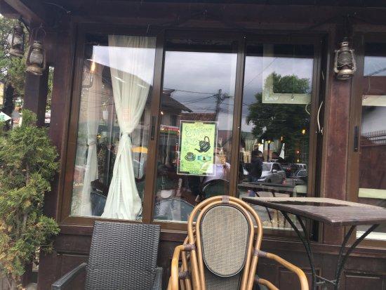 Restaurant East Village Outdoor Seating