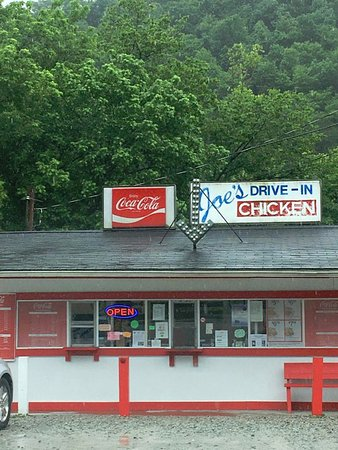 ‪‪Joe's Packs Drive‬: Joe's Drive-In Chicken -- Isom, KY‬