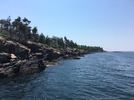 Benner Island, near Port Clyde, Maine
