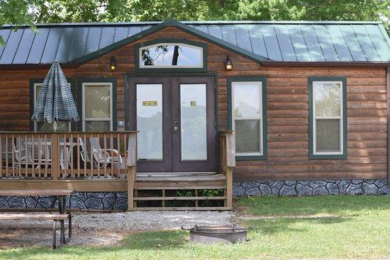 Ρότσεστερ, Ιλινόις: Deluxe Cabin