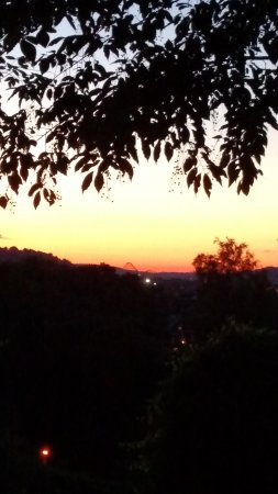 Duquesne, PA: Sunset
