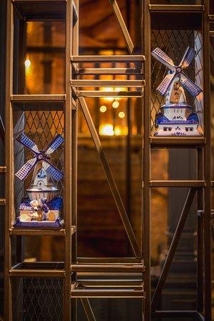 Photo of Modern European Restaurant Restaurant Lt. Cornelis at Voetboogstraat 13, Amsterdam 1012 XK, Netherlands
